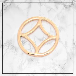 rose-gold-rhombus-plate
